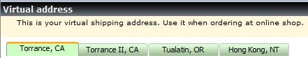 USA virtual address