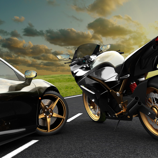 Automotive and Motorcycle