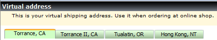 USA virtual address